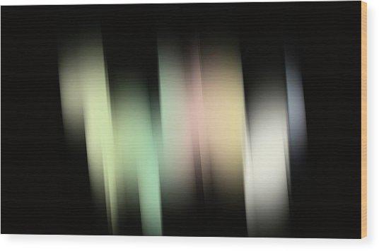 Illuminate Wood Print