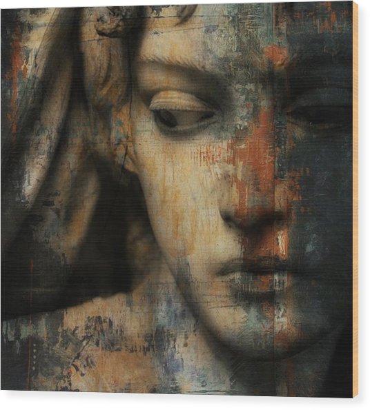 Intermezzo Wood Print