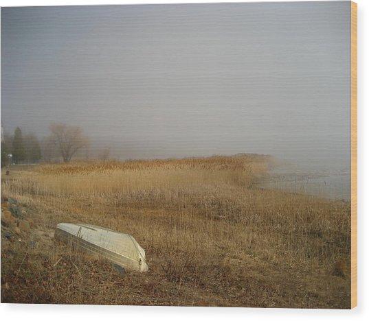 Irish Mist Wood Print