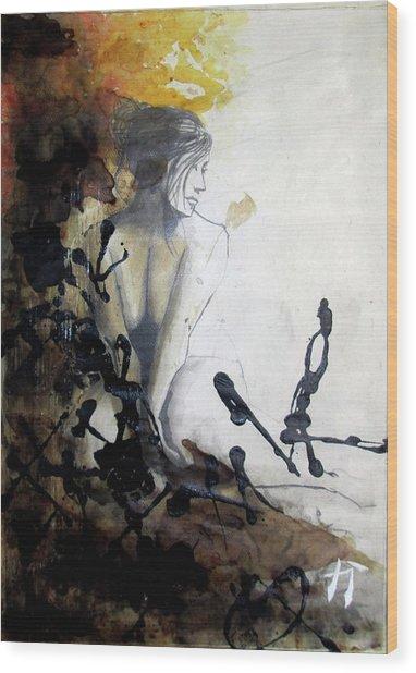 Ixik Wood Print