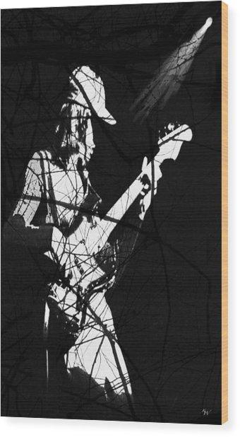 Jaco Wood Print