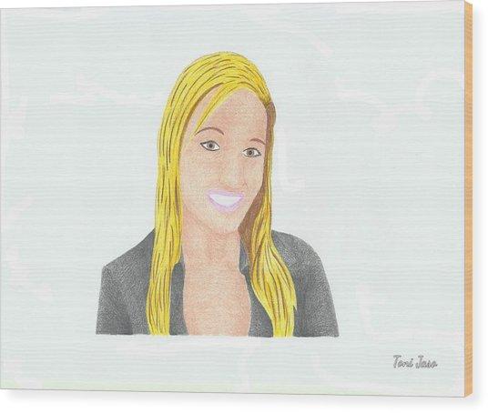Jeana Smith - Pvp Wood Print
