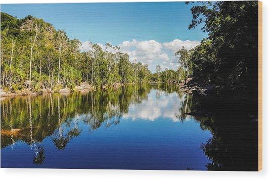 Jim Jim Creek - Kakadu National Park, Australia Wood Print