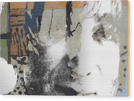 John Lennon - In My Life  Wood Print