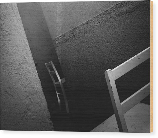 Passage / The Chair Project Wood Print