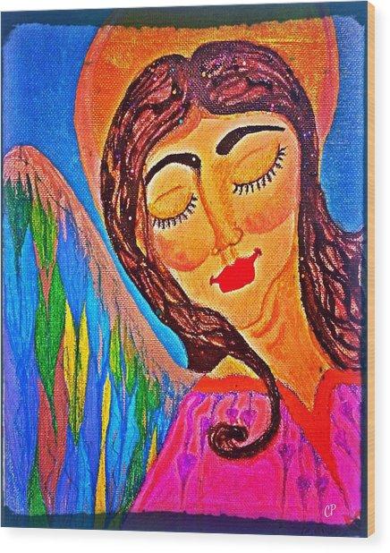Kaeylarae Wood Print