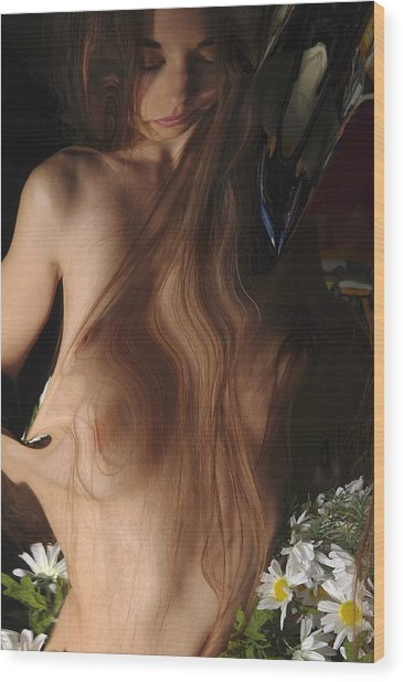 Kazi0840 Wood Print