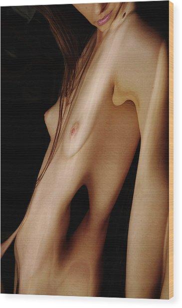 Kazj0102 Wood Print