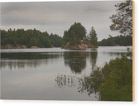 Killarney-carlyle Lake Wood Print