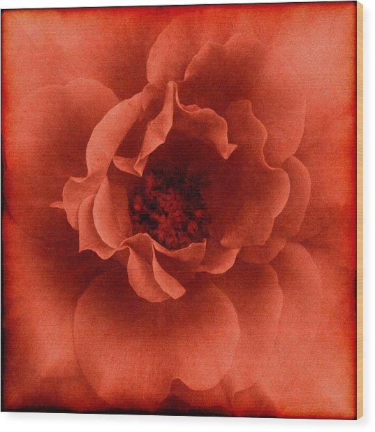 La Primavera Wood Print