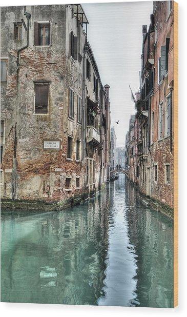 La Veste Venice Wood Print