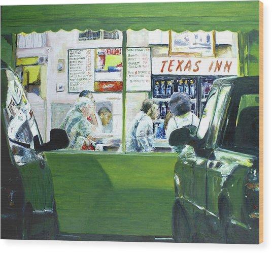 Late Night Tea Painting By J Luis Lozano