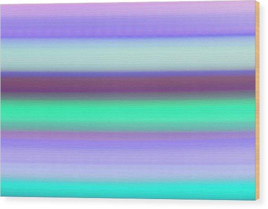 Lavender Sachet Wood Print