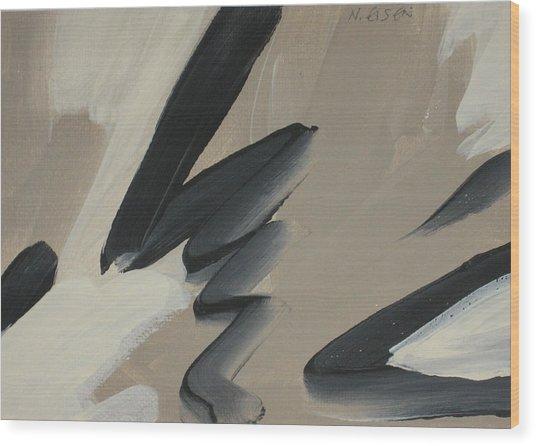 Legato Wood Print