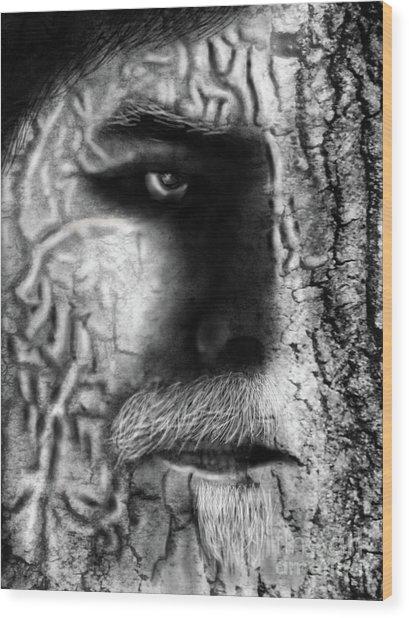Legion Wood Print