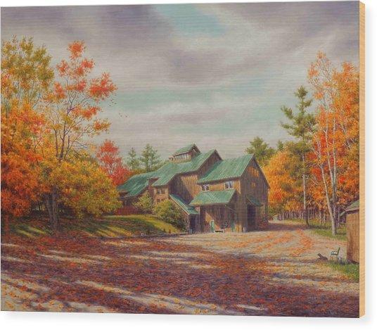 Levon Helm Studios Legendary Ramble Barn Wood Print