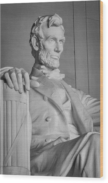 Lincoln Memorial 2 Wood Print