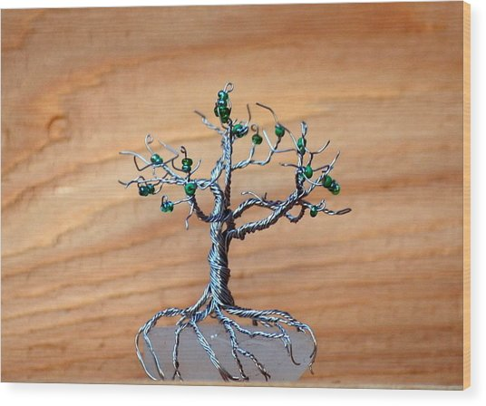 Little Wood Print