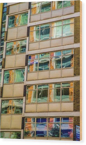 London Southwark Architecture 1 Wood Print