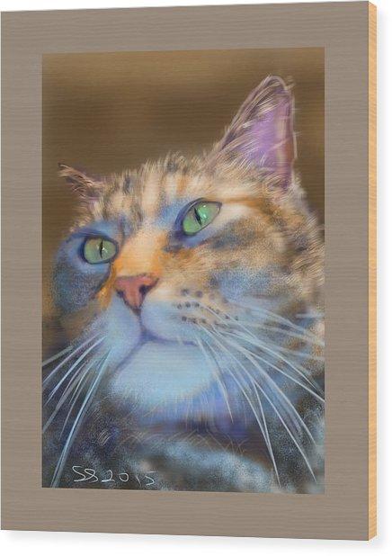 Louanne Wood Print