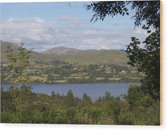 Lough Eske 4241 Wood Print