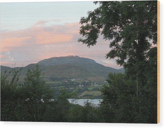 Lough Eske 4258 Wood Print
