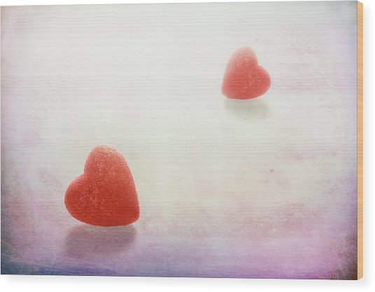 Love At First Sight Wood Print