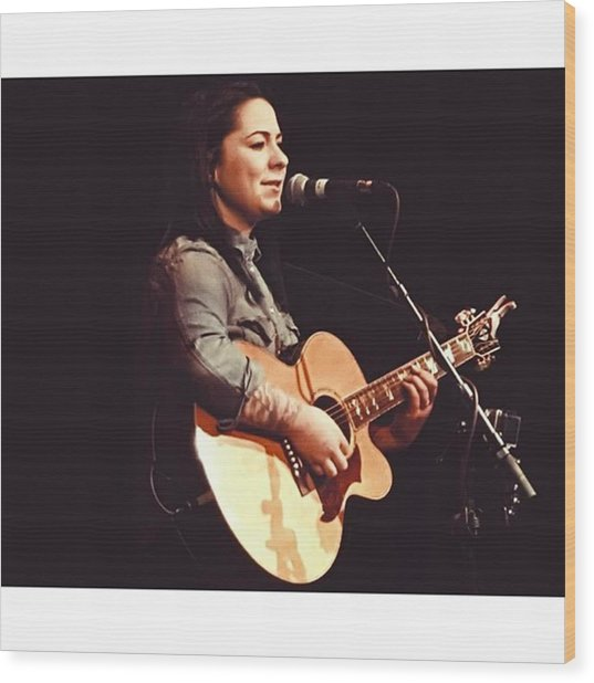 @lspraggan In @brighton The Other Wood Print by Natalie Anne