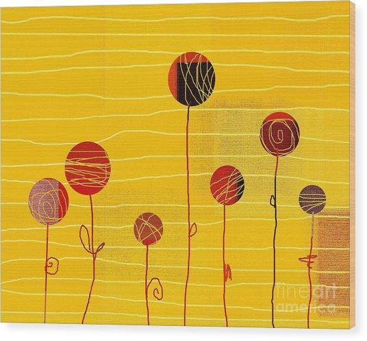 Lubi - S01-03c Wood Print