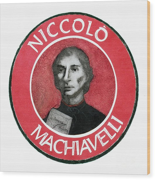 Machiavelli Mixed Media By Paul Helm