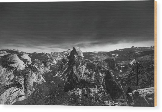 Majestic- Wood Print