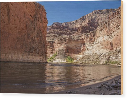 Marble Canyon Grand Canyon National Park Wood Print