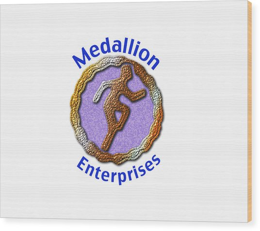 Medallion Enterprises Wood Print