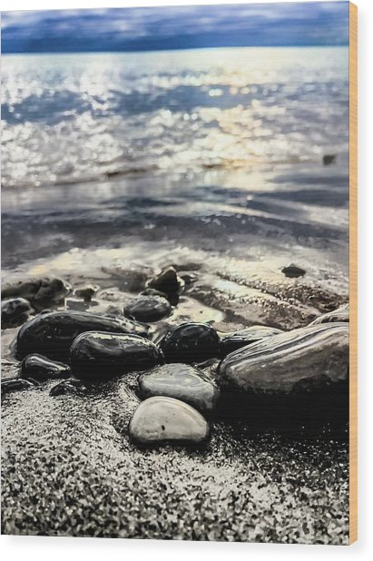Mercury Morning Wood Print