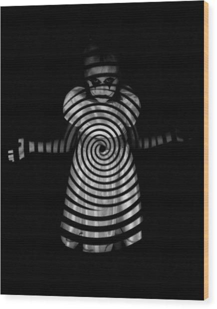 Mesmerized Wood Print by Jason Williams