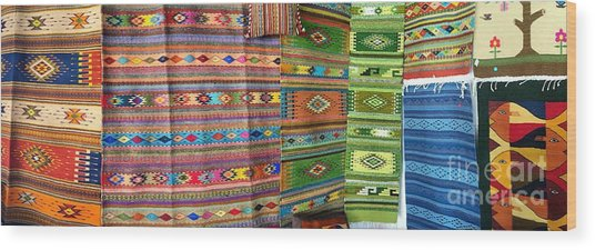 Mexico Memories 8 Wood Print