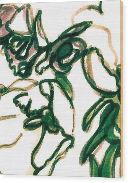 Mira Wood Print
