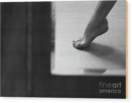Mirror #6991 Wood Print