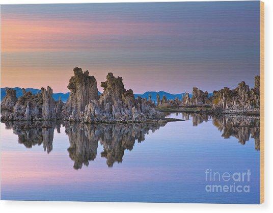 Mono Lake #2 Wood Print