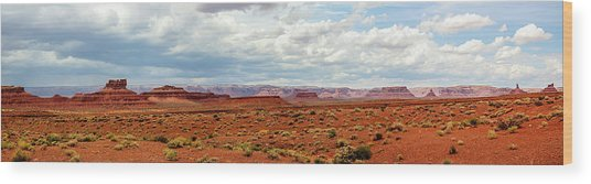 Monument Valley, Utah Wood Print