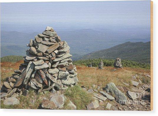Mount Moosilauke - White Mountains New Hampshire Wood Print