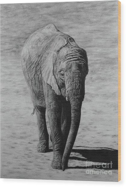 Mpumi Wood Print