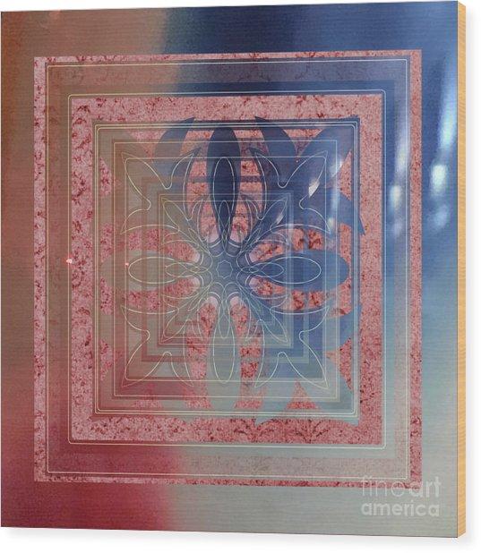Mule Fawn Hoki Wood Print