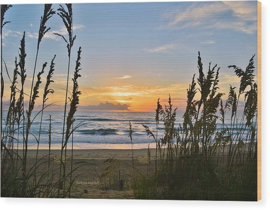Nags Head August 5 2016  Wood Print