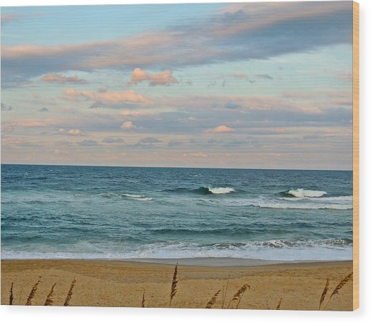 Nags Head Beauty Wood Print