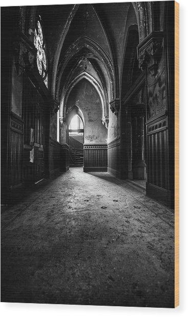 Narthex Wood Print