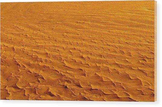 Nasa Image-namib-naukluft National Park-3  Wood Print