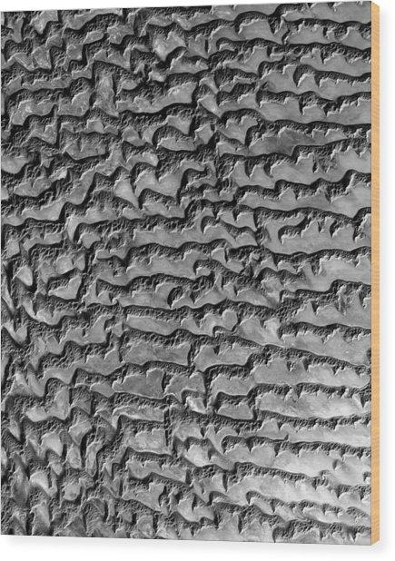 Nasa Image-rub' Al Khali, Arabia-3 Wood Print
