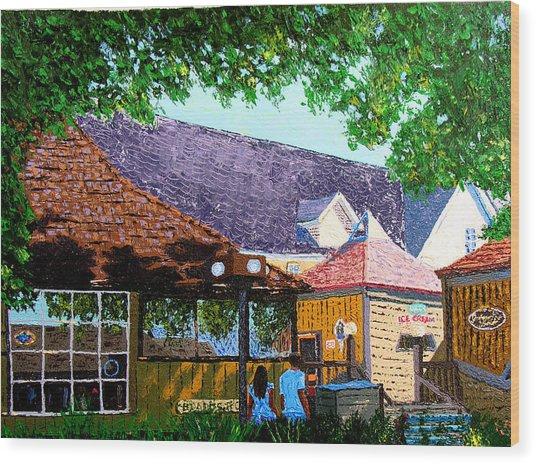 Nashville 3-06 Wood Print by Stan Hamilton