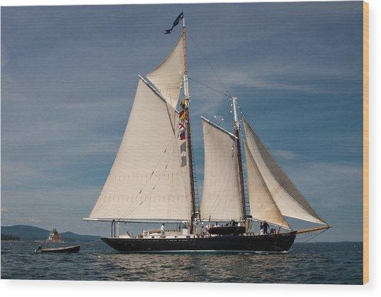 Nathaniel Bowditch 1 Wood Print